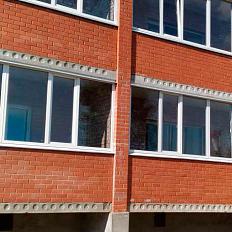 окна с двумя створками от производителя
